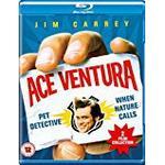 Ace Ventura: Pet Detective/Ace Ventura: When Nature Calls [Blu-ray] [2016] [Region A & B & C]
